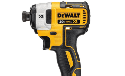 Best DeWALT Impact Driver | Top 5 Reviews and Buyers Guide