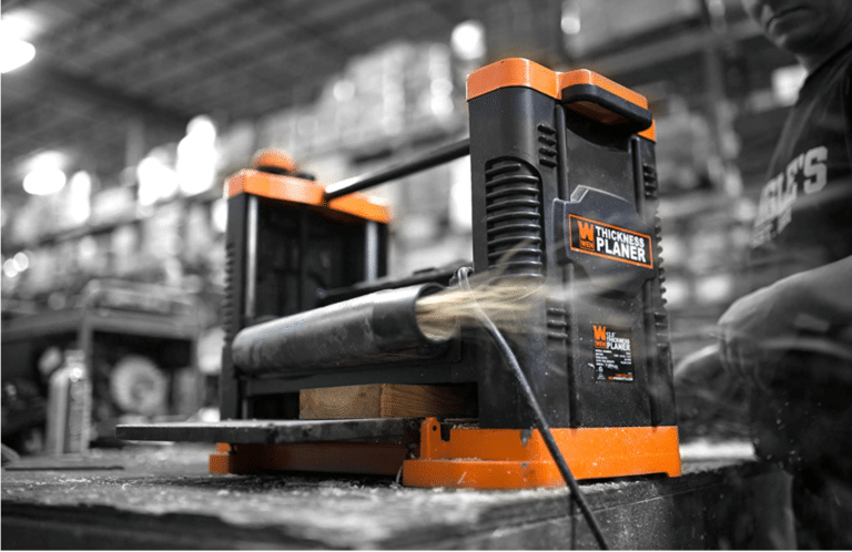 WEN 6550 Thickness Planer   Honest Review